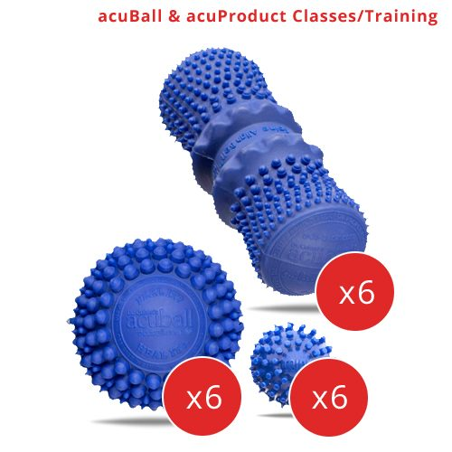 acuBall & acuProduct for Classes/Training